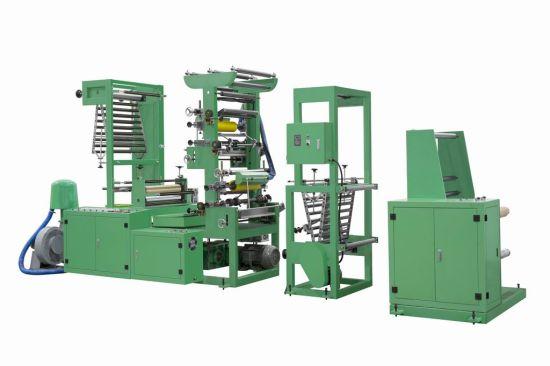 Biodegrable Film Blowing Machine 500-1000mm Film Width