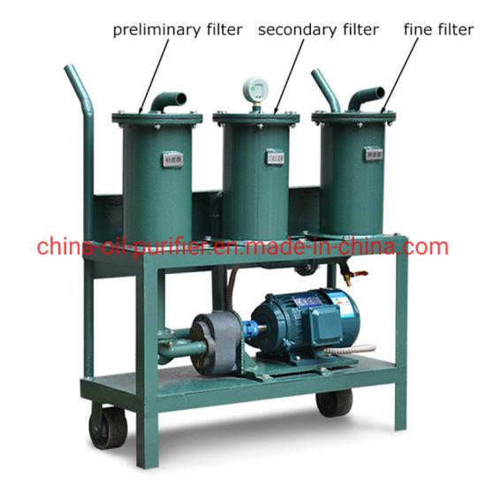 Portable Oil Particles Separation Machine Jl Series