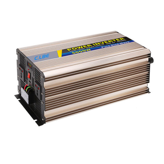 Clb5000A Pure Sine Wave Inverter 5000W