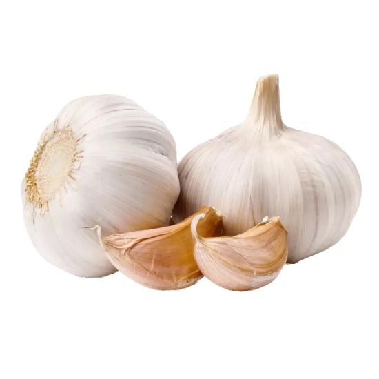 Fresh White Garlic/Pure White Garlic with 3kg/5kg/10kg/20kg Mesh Bag Packing