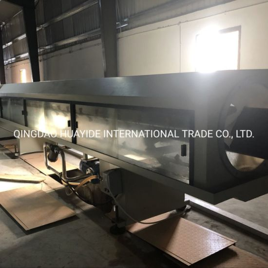 Factory Wholesale Plastic Pipe Extruder Machine