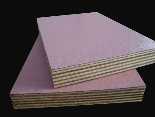 1220*2440*16mm Embossed Melamine MDF Plywood/HDF Plywood