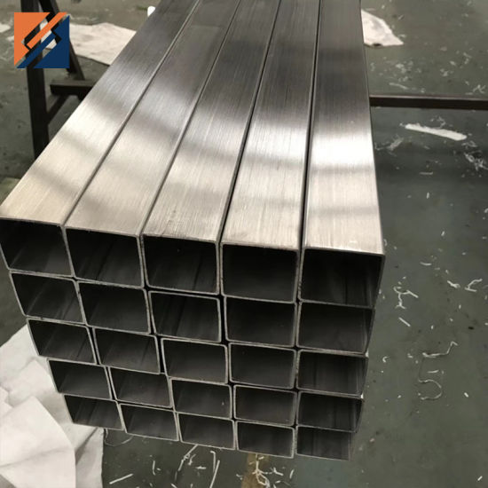 Factoty Price Stainless Steel Square Pipe