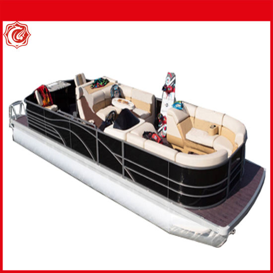 Direct Factory 8.31m 27FT Luxury Pontoon Boat