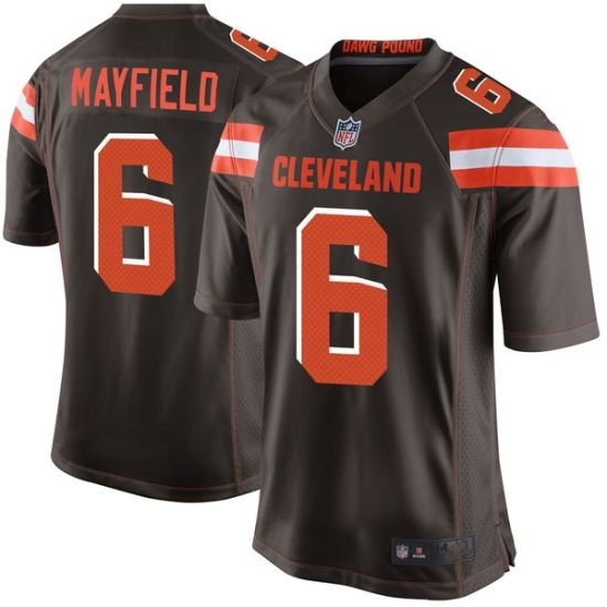 baker mayfield jersey china