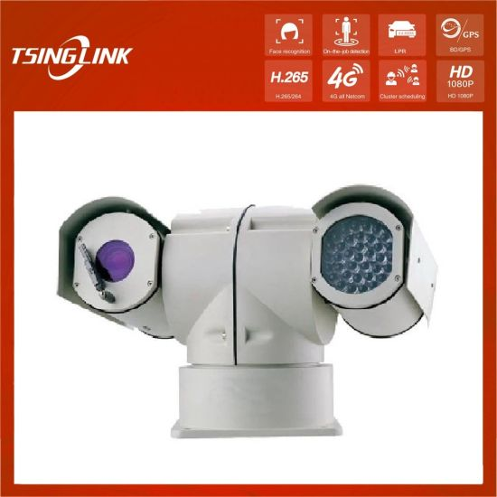 20X Optical Zoom 1080P HD Sensor SDI Car PTZ Camera
