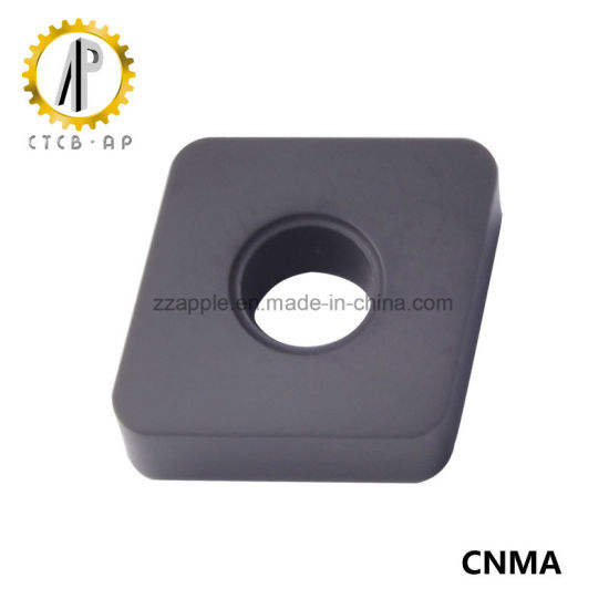 CNMA Tungsten Carbide Turning Inserts for Machining Cast Iron pictures & photos