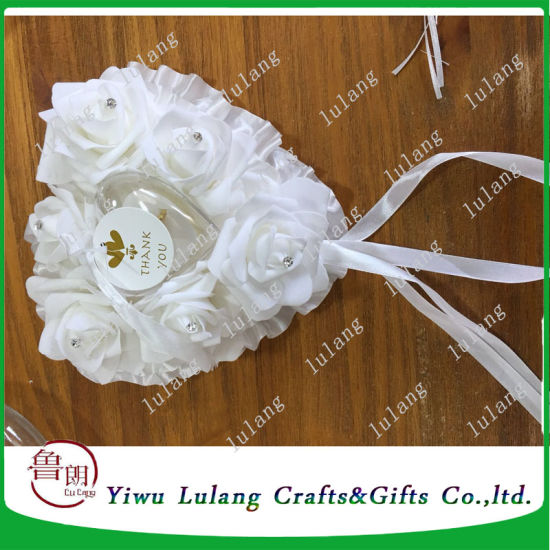 China Best Price High Quality New Style Wedding Ring Bearer Pillow