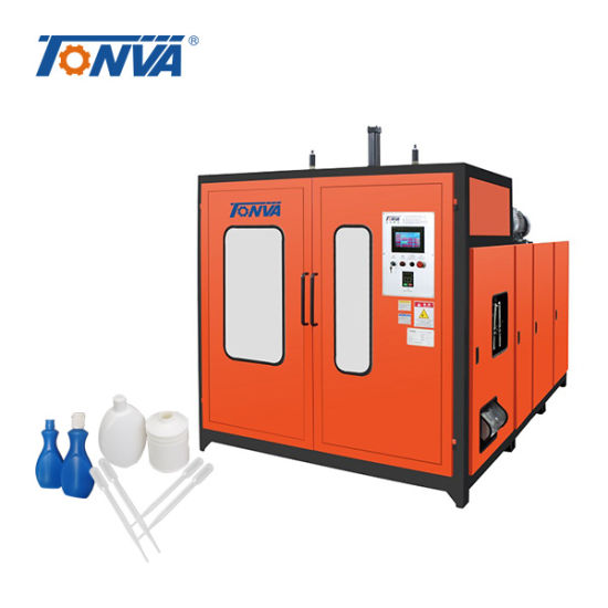 Electric High Speed Plastic Bottle Extrusion Blow Molding Machine