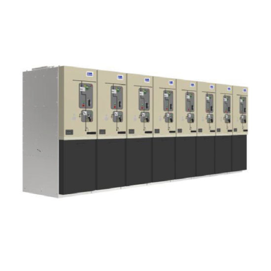 12kV Atmospheric sealed air-insulated Ring Network Switchgear Cabinet HV
