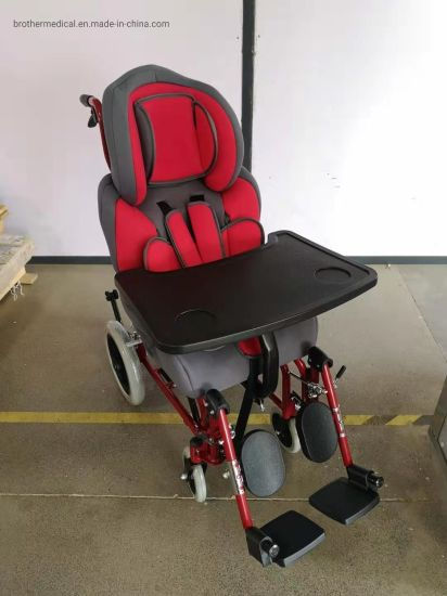 Trending Hot Products Disabled Handicapped Aluminum Cp Children Wheelchair
