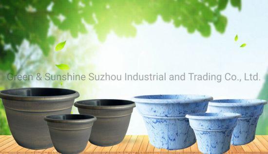 Manufacturer Price Modern Nordic Style High Quality Decorative Tradition Planter Plastic Flower Pot Plant Pot Garden Planter