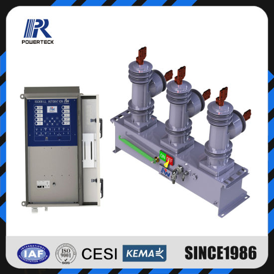33kv Outdoor Auto Circuit Recloser with Intelligent Controller