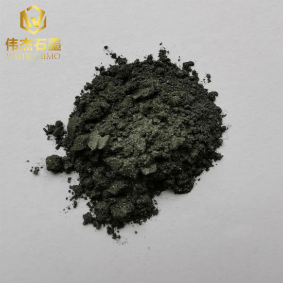 Manufacture Friction Materials High Purity 80mesh Nature Flake Graphite Powder for Battery