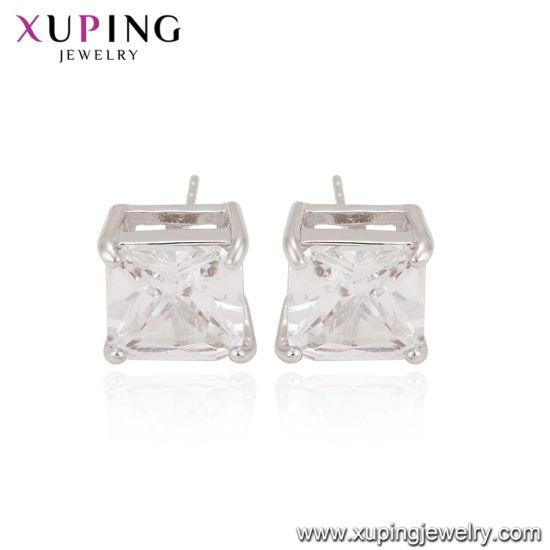 0fc451562 China Single Stone Gold Stud Earring - China Jewelry, Fashion Jewelry