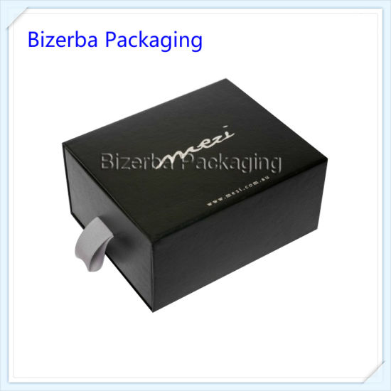 Promotional Hard Cardboard Paper Gift Drawer Box for Jewelry