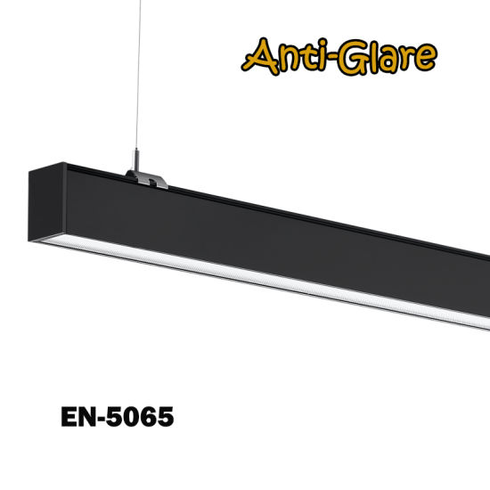New! Anti-Glare 5065 LED Linear Light, Linear LED Luminaire for Office, Supermarket, School with 50*65mm Size pictures & photos