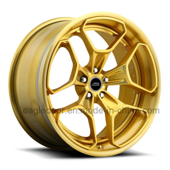 Alloy Top Quality Custom New Design Aluminium Alloy Wheel for Car pictures & photos
