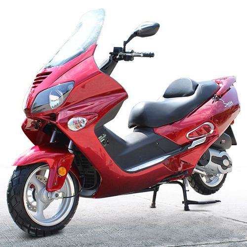 300cc Super Power Gas Scooter (300T-STG) pictures & photos