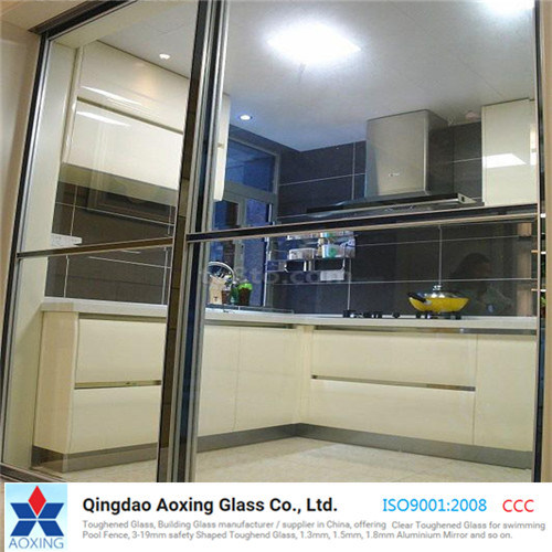Clear/Flat Toughened/Tempered/Safety Glass for Wall/Door/Building pictures & photos