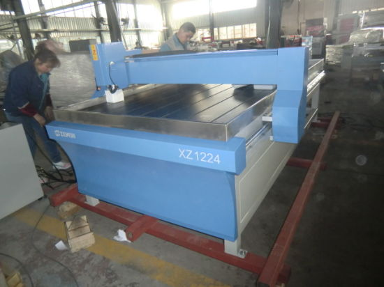 Advertising CNC Router Machine (XZ1212/1224) pictures & photos
