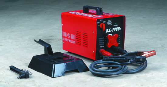 200 AMP Moving Core Type Portable AC Arc Welder