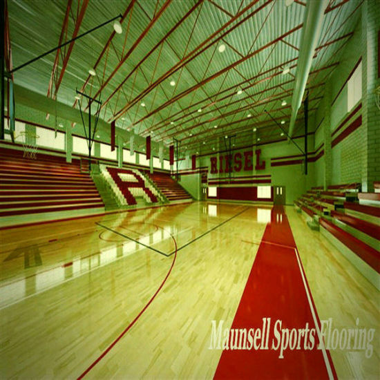 PVC Basketball Sport Floor 2017 Hot Sale pictures & photos
