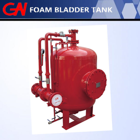50 to 2650 Gallon Customized Foam Bladder Tank pictures & photos