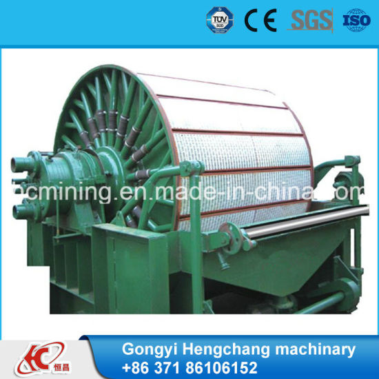High Capacity Vacuum Rotary Drum Filter for Sale pictures & photos