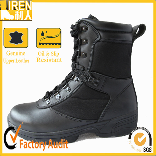 Good Quality New Design Military Police Tactical Boots pictures & photos