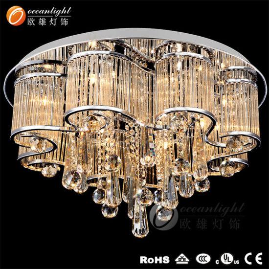 China Bathroom/Restaurant Modern Ceiling Lighting Crystal Ceiling ...