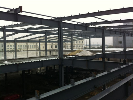 Design Manufacture Workshop Warehouse Steel Structure Building with Ce (SSF-001) pictures & photos