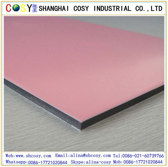 Aluminum Composite Panel / ACP Sheet with PVDF/ PE Coated pictures & photos