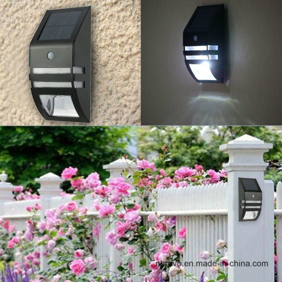 2016 Solar PIR Motion Sensor Security Light for Outdoor (RS2006) pictures & photos