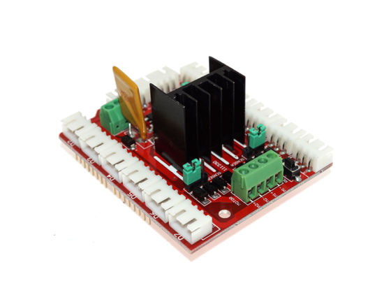 China L298n Dual DC Motor Shield Dual DC Motor Driver Shield