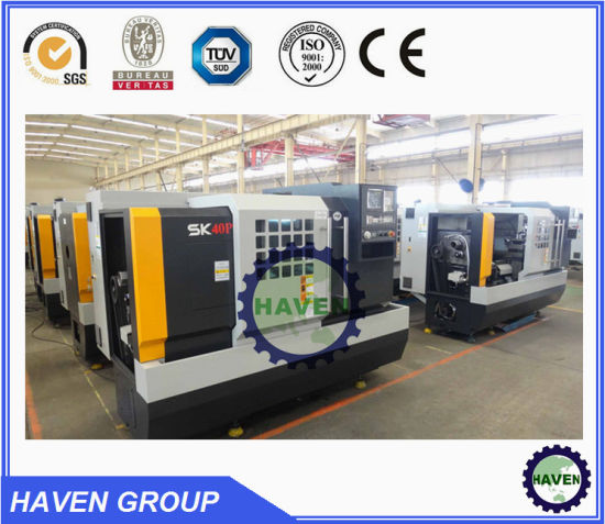 Manufacturer SK40P/750 New CNC lathes pictures & photos