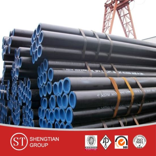 API5l X42/X46/X52/X56/X60/X65/X70 Steel Pipe Line for Oil &Gas Carbon Steel Smls Pipe