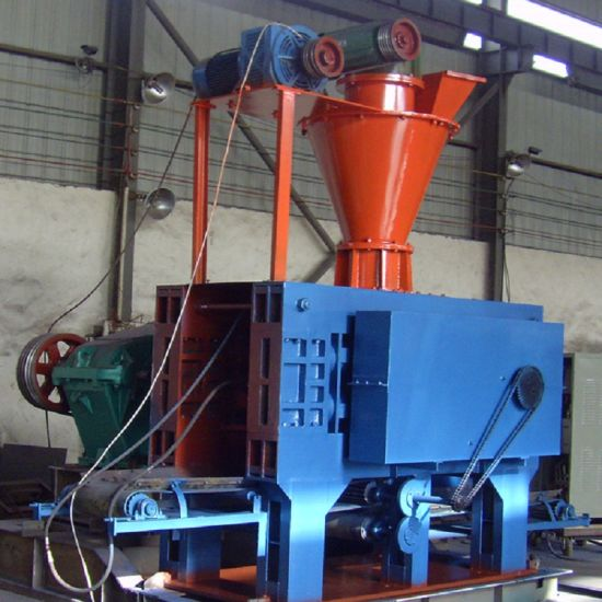 Lignite Coal Powder Briquette / Ball Making Machine pictures & photos