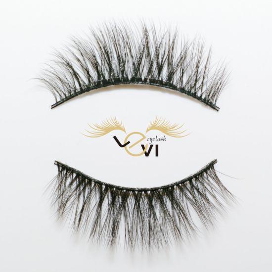 960a6321b2c Cosmetic Tools Korean Silk 3D Silk Eyelashes False Eyelash Natural Style