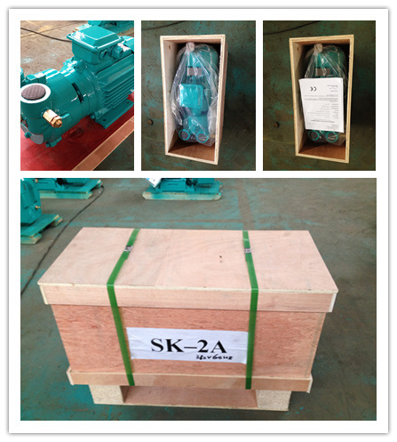 Small Volume Liquid Ring Vacuum Pump (SK) pictures & photos