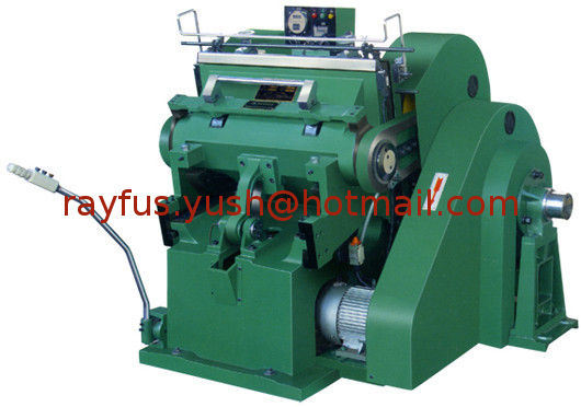 Platen Creasing and Die-Cutting Machine pictures & photos