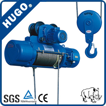 New Design Electric Lifting Hoist Winch pictures & photos
