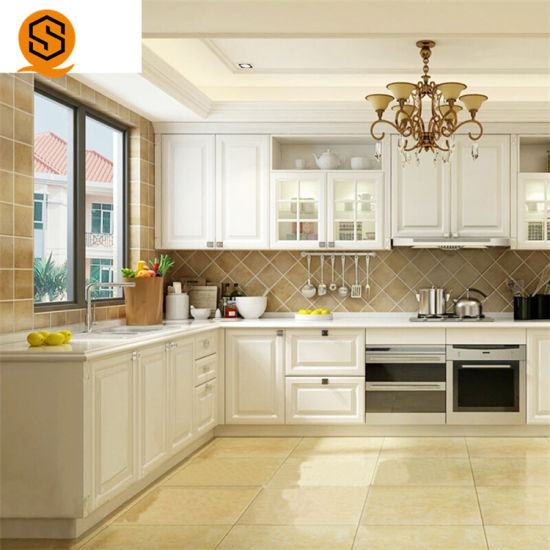Best Price Kitchen Countertops, Strong Oil Resistant, High Tenacity Guangzhou Factory pictures & photos