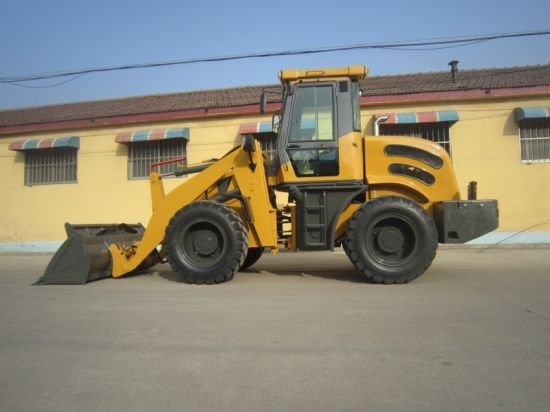 Hzm S300 3ton Mini Front Wheel Loader with Ce pictures & photos
