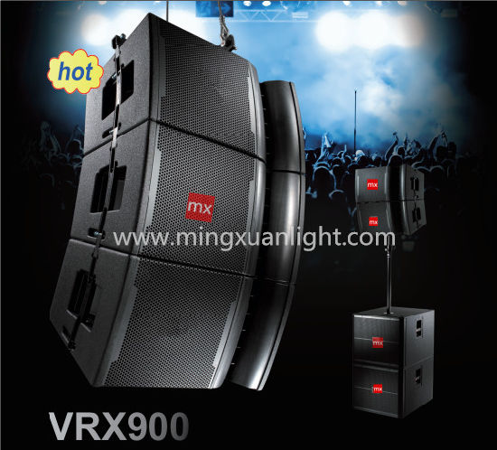 Mini Line Array Speaker Box (VRX900)