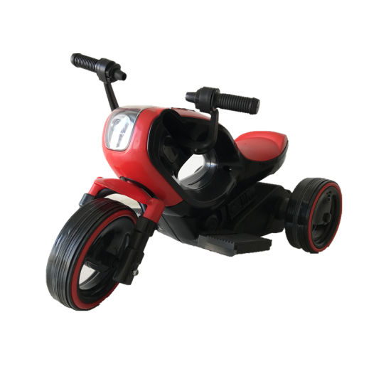 Electric Kids Car Children Plastic Motorcycle Ride on Toys Car pictures & photos