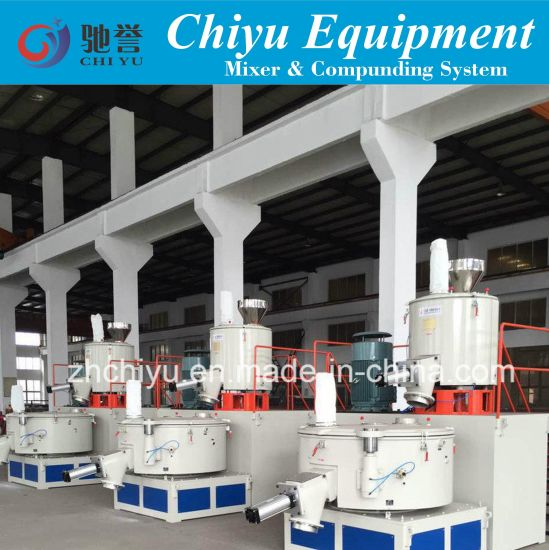 Automatic Equipment PVC Mixer pictures & photos