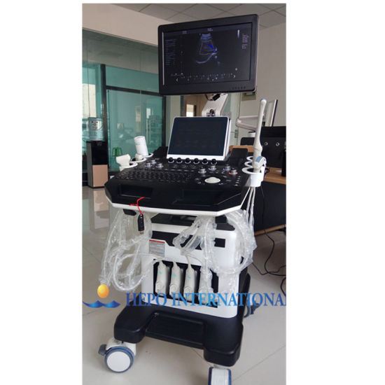 Medical Equipment 3D/4D Color Doppler Digital Ultrasound pictures & photos