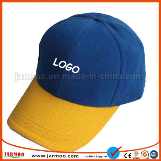 China Colorfull Custom Printing Logo Baseball Cap Bulk - China ... 49b0608254c