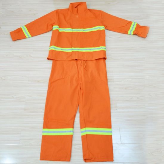 Wholesale Custom Firefighter Suit Used for Fireman